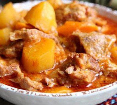 Recette Du Jour : Le ragoût de boeuf aux pommes de terre