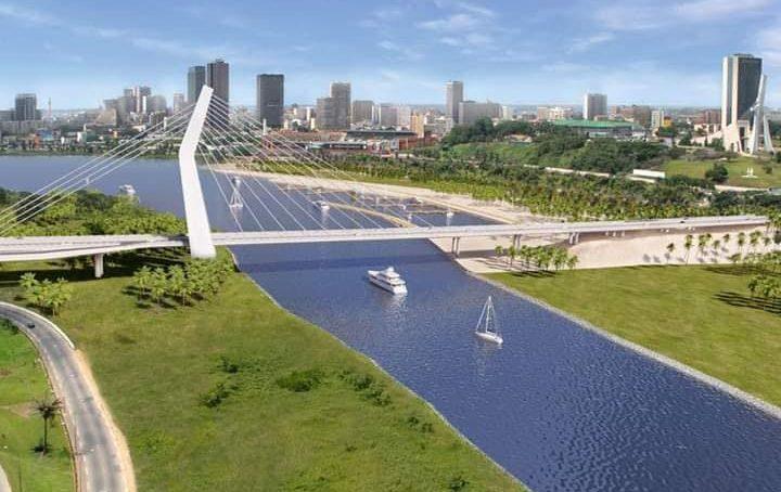 Un nouveau projet de pont à Cocody