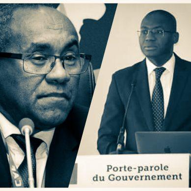 CAN 2021 :lePrésident de la CAFattendu á Abidjan pour une clarification