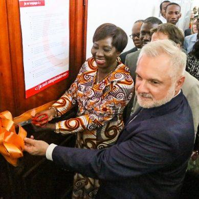 Inauguration de la première école de codage à Abidjan