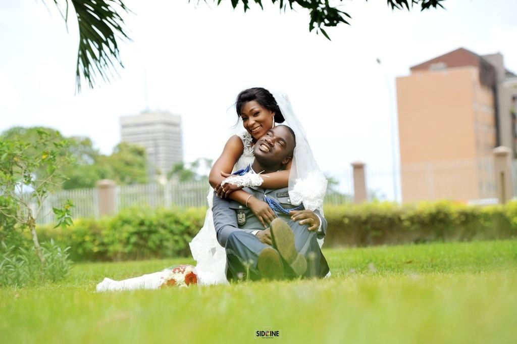 Samson et Michelle unis pour la vie