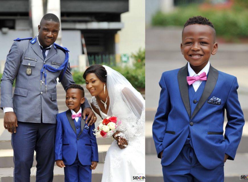 le couple et son fils