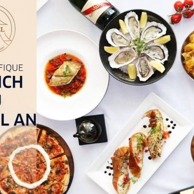 Le Brunch du Nouvel An By Sofitel Abidjan Hôtel Ivoire