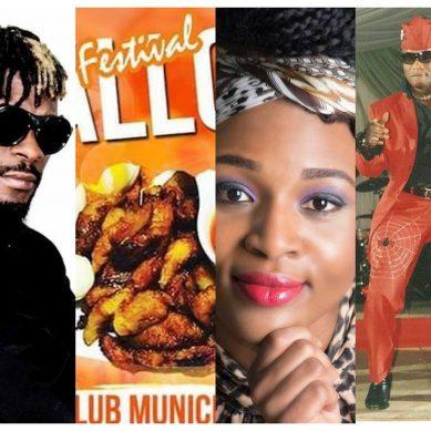 Le Top 6 des événements de cette fin d'année 2018 à Abidjan