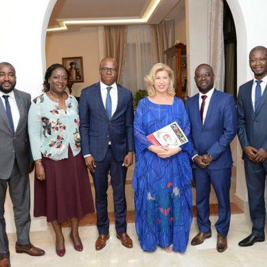 La Première Dame de Côte d'Ivoire Marraine du FEMUA 2019