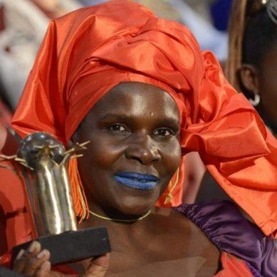 Cinéma : L'Ivoirienne Naky Sy Savané sacrée  meilleure actrice de l'Afrique de L'ouest
