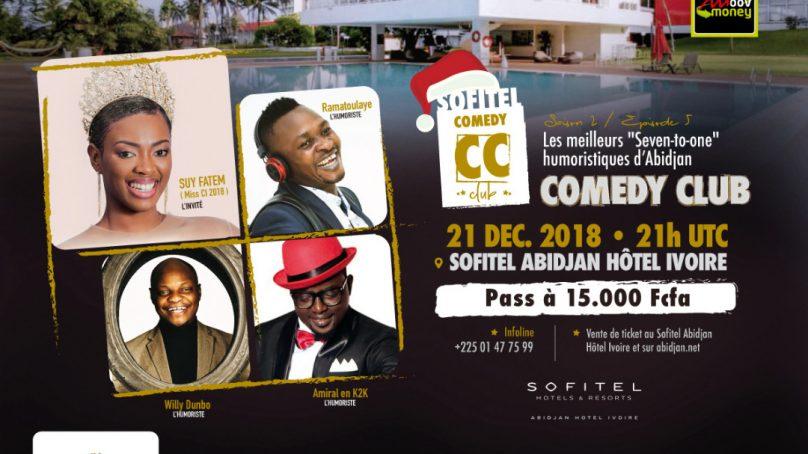 Sofitel Comedy Club