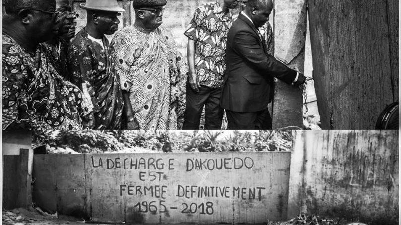 La décharge d'Akouédo a définitivement fermé ses portes.