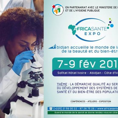 AFRICA SANTE EXPO 2019