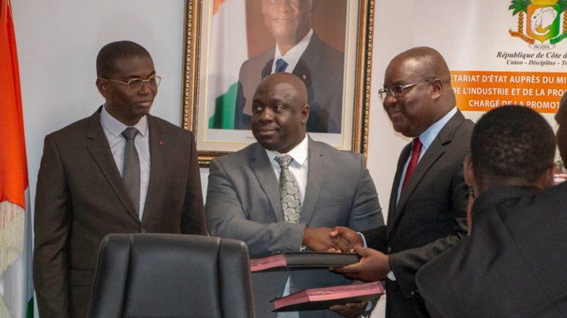 La brvm et l'agence côte d'ivoire pme scellent un partenariat pour l'accompagnement des pme ivoiriennes