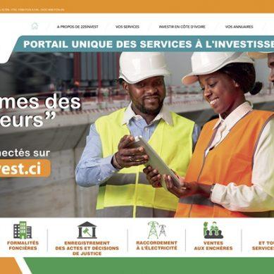 Le Cepici se dote d'un portail unique à l'investissement en Côte d'Ivoire