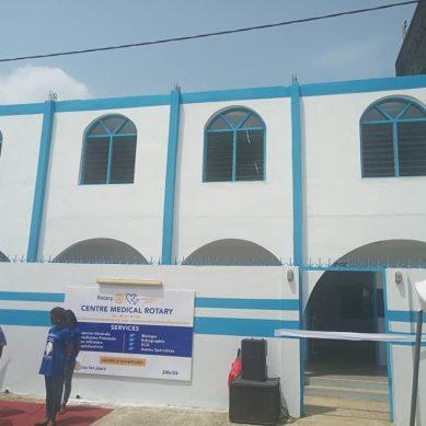 Le Centre médical Rotary d'Abobo-Agbékoi a été inauguré