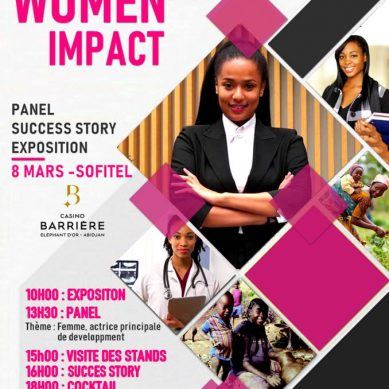 Le Salon WOMEN IMPACT