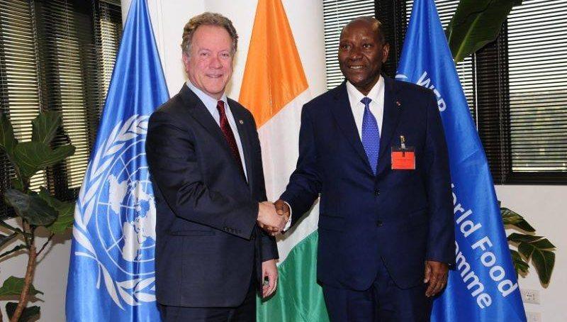 Nutrition et lutte contre la faim : les efforts de la Côte d'Ivoire reconnus à Rome par les partenaires