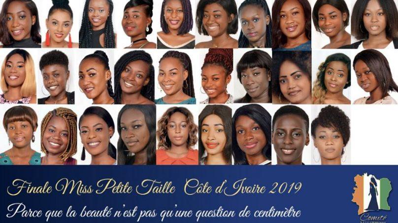 Qui sera la Miss petite taille Côte d'Ivoire 2019 ?