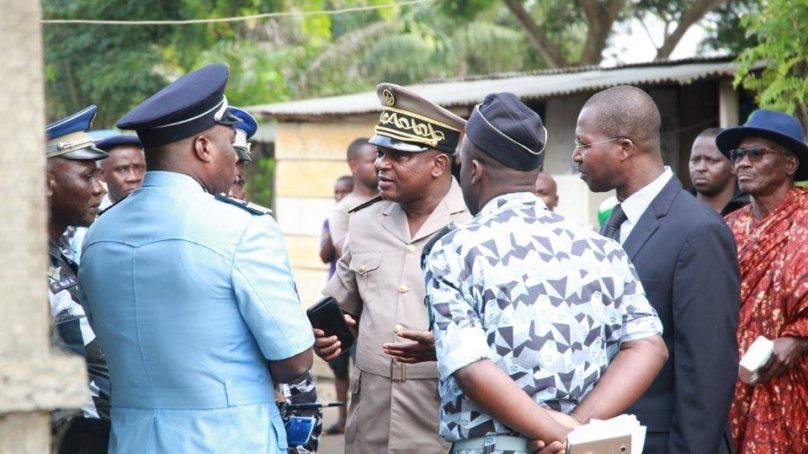 Le Préfet d'Abidjan dresse le bilan du  bistrot d'Abatta