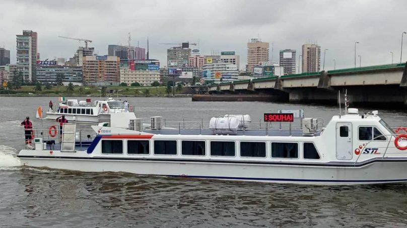 Transport lagunaire, la SLT se dote d'une nouvelle flotte de bateaux pour mieux servir les abidjanais