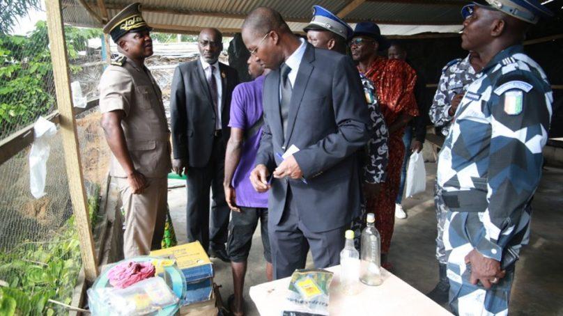 Drame dans un bistrot à Abatta, le Préfet d'Abidjan dresse le bilan
