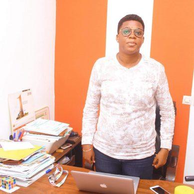 Rencontre avec Sandra Kouakou, entrepreneure multi casquette et passionnée des Droits de l'homme
