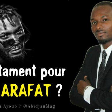 DJ Arafat, le clap de fin dans un TESTAMENT