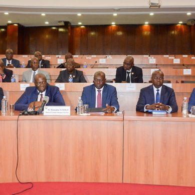 Régulation et contrôle du secteur des télécommunications. L'Assemblée Nationale adopte un important projet de loi en commission.
