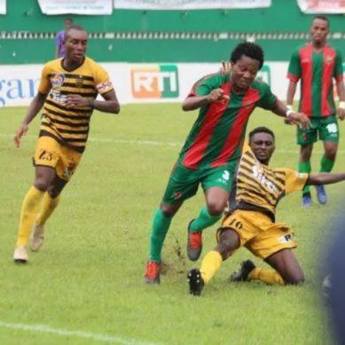 L'Africa Sports remporte le derby d'Abidjan face à son grand rival l'Asec Mimosas