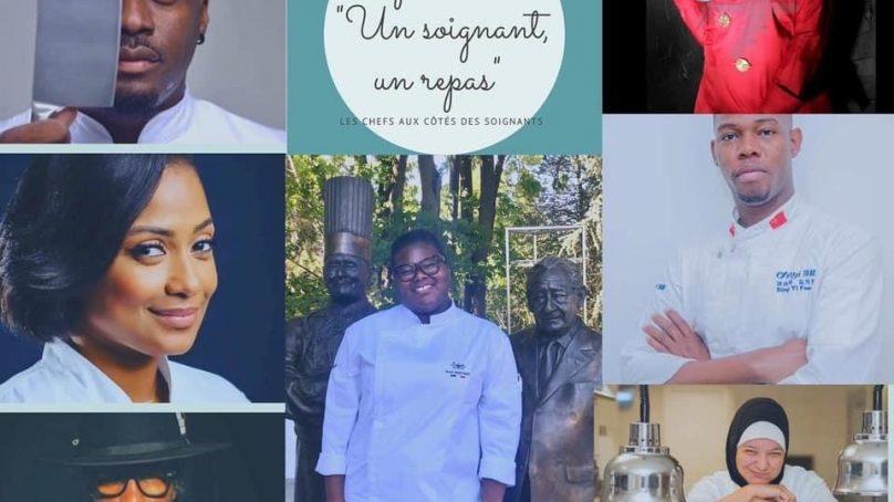 COVID-19: Un collectif de chefs cuisiniers lance une opération de repas gratuits pour soutenir le corps médical