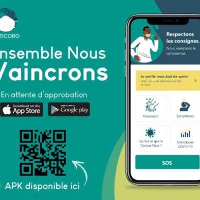 Anticoro : l'application ivoirienne d'auto-dépistage du coronavirus