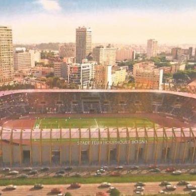 CAN2023 | Démarrage des travaux de réhabilitation du stade FHB en juillet 2020
