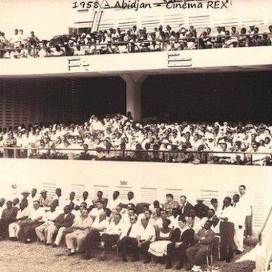 Le Blogueur Treichvillois raconte l'âge d'or du Cinéma et de la Culture à Abidjan.