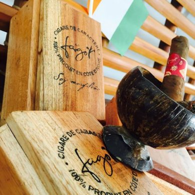 Fagot, le cigare Made in Cote d'ivoire