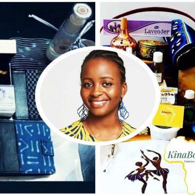Créez vos propres coffrets cadeaux uniques avec KinaBox créatrice de surprise