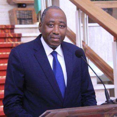Le Premier ministre ivoirien, Amadou Gon Coulibaly est décédé