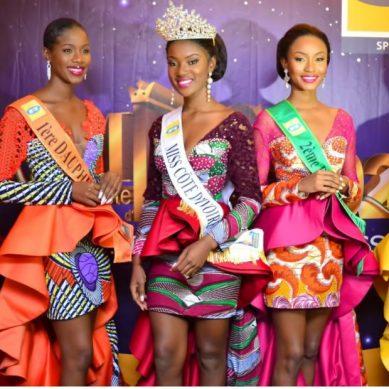 Miss Côte d'Ivoire 2020 : Maryline Kouadio élue reine de la beauté ivoirienne