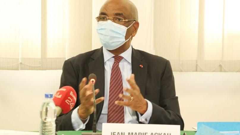 La Confédération Générale des Entreprises de Côte d'Ivoire (CGECI) a tenu son Assemblée Générale mixte