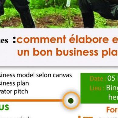 Comment elaborer et rediger un business plan ?