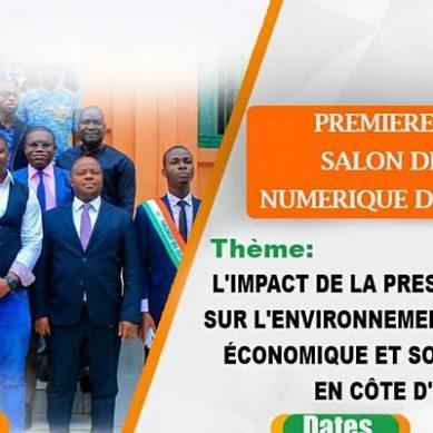 Salon de la Presse Numérique de CI