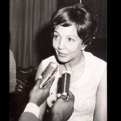 Jeanne Gervais, la première femme à entrer dans un gouvernement en Côte d'Ivoire