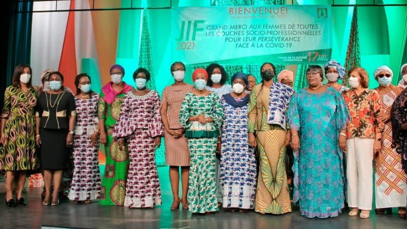 Lancement de la Journée Internationale des droits de la Femme(JIF 2021)