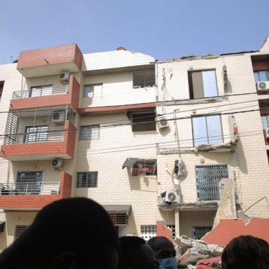 Le Communiqué le Conseil National des Droits de l'Homme suite aux effondrements d'immeubles