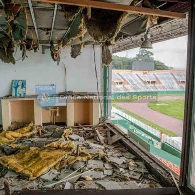 Début des travaux de réhabilitation du Stade Félix Houphouët- Boigny