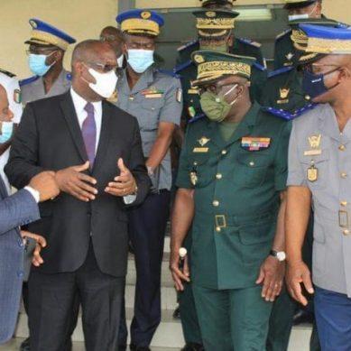 Le Ministre de la defense Birahima Ouattara s'engage à lutter contre les bandes terroristes