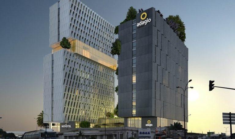 AccorHotels construit à Abidjan un complexe hôtelier comprenant le premier Aparthotel Adagio d'Afrique
