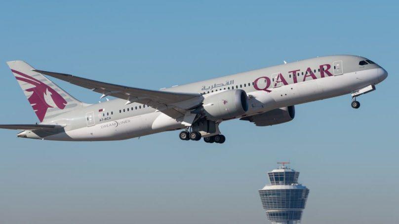 Qatar Airways annonce le lancement de trois vols hebdomadaires vers Abidjan (Côte d'Ivoire)