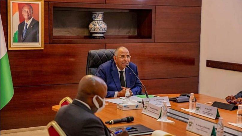 Patrick Achi veut s'appuyer sur la digitalisation pour renforcer l'économie ivoirienne