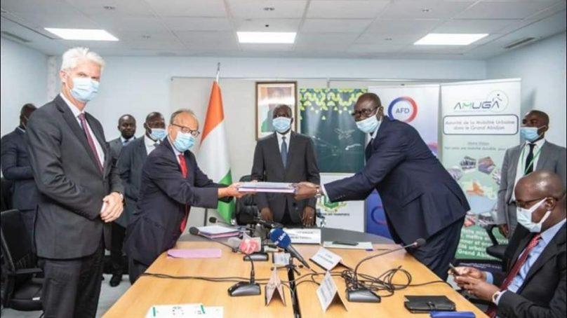 Mobilité dans le Grand Abidjan: L'AFD apporte son soutien à l'AMUGA
