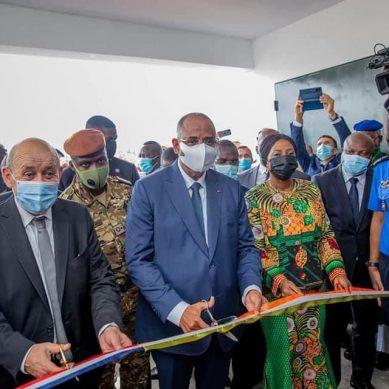 Inauguration de l'académie internationale de lutte contre le terrorismeàJacqueville ((AILCT).