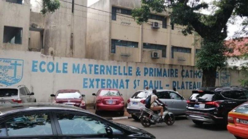 """Fermeture de l'Externat Saint-Paul du Plateau, Abbé AugustinObrou:"""" Le diocèse d'Abidjan ne reviendra plus sur sa décision."""""""