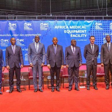 Patrick Achi présente la vision du gouvernement pour faire de la Côte d'Ivoire un hub médical