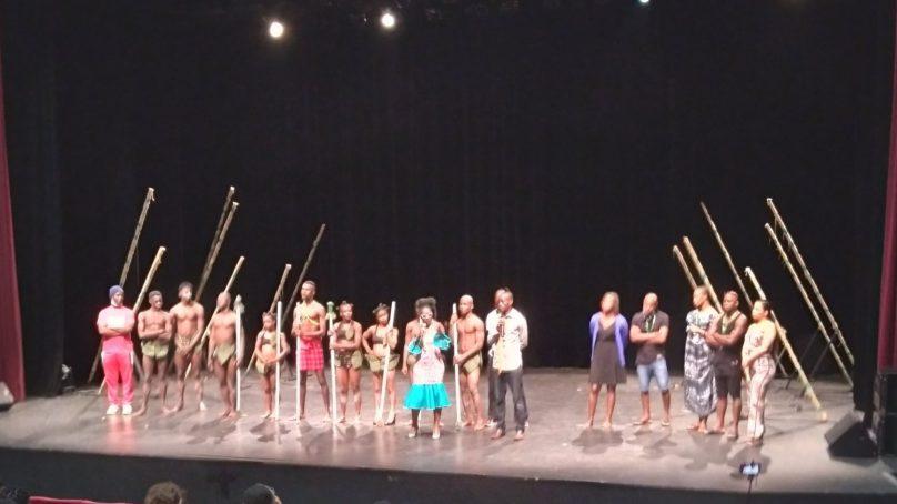 Ouverture du Festival Afrik Urban'Arts  2021
